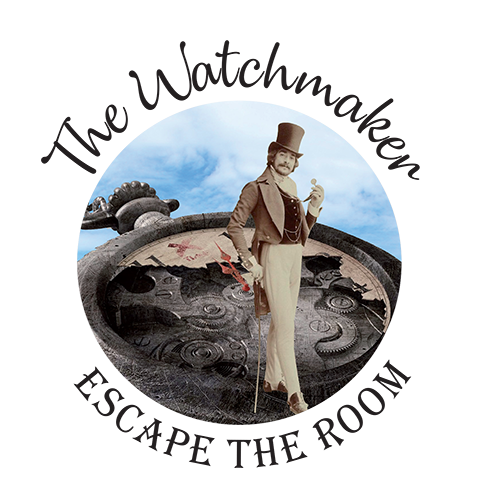 The Watchmaker Escape Rooms logo